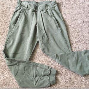 Lululemon sweat pants